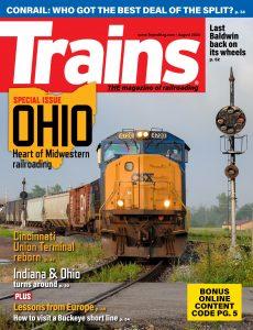 Trains – August 2020
