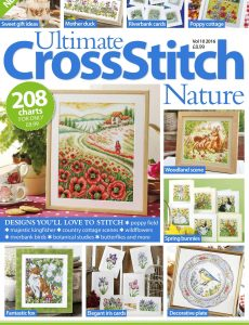 Ultimate Cross Stitch Specials – Nature, VOL 10, 2016