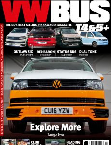 VW Bus T4&5+ – May 2020