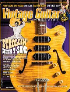 Vintage Guitar – Summer 2020