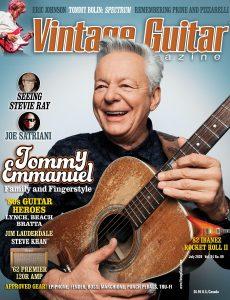 Vintage Guitar – July 2020