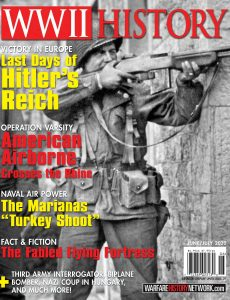 WWII History – June-July 2020