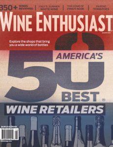 Wine Enthusiast – August 2020
