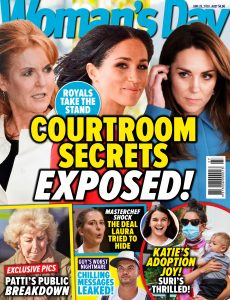 Woman's Day Australia – June 29, 2020