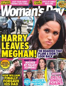 Woman's Day New Zealand – July 06, 2020