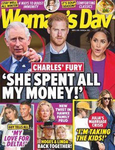 Woman's Day New Zealand – June 08, 2020