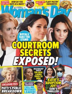 Woman's Day New Zealand – June 29, 2020