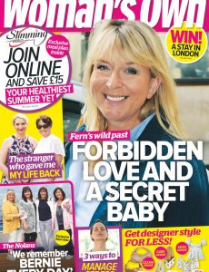 Woman's Own – 06 July 2020