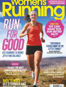 Women's Running UK – July 2020
