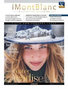 iMontBlanc Magazine – Gennaio 2020