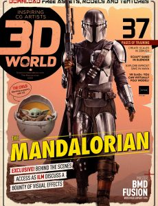 3D World UK – September 2020