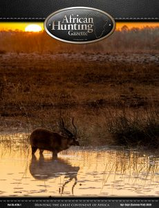 African Hunting Gazette – April 2020