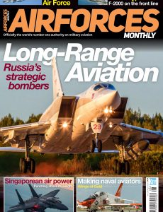 AirForces Monthly – August 2020