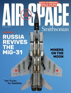 Air & Space Smithsonian – August 2020