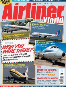 Airliner World – August 2020