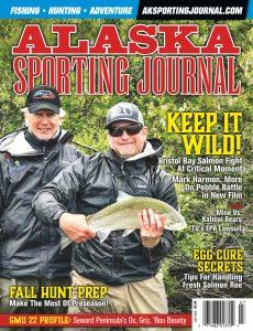 Alaska Sporting Journal – July 2020