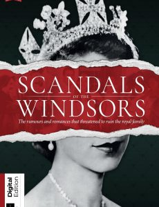 All About History Scandals of the Windsors – First Edition 2020