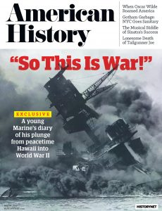 American History – August 2020