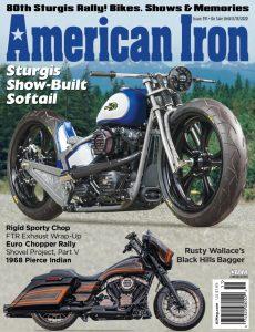 American Iron Magazine – June 2020