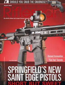 American Rifleman – August 2020
