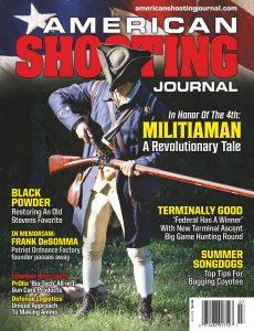 American Shooting Journal – July 2020