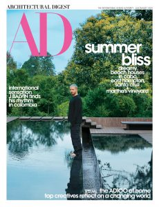 Architectural Digest USA – July 2020