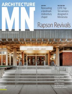 Architecture MN – July-August 2020