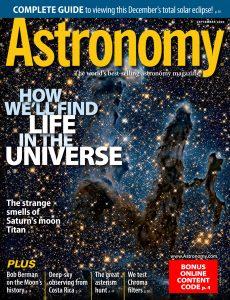 Astronomy – September 2020