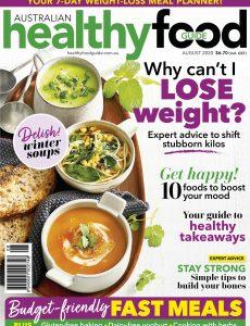 Australian Healthy Food Guide – August 2020