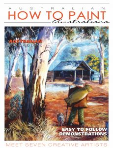 Australian How To Paint – July 2020