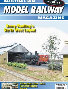 Australian Model Railway Magazine – August 2020