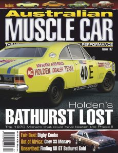Australian Muscle Car – July 2020