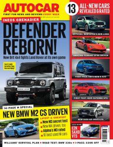 Autocar UK – 01 July 2020