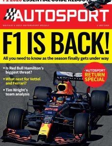 Autosport – 02 July 2020