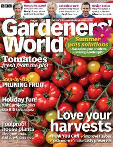 BBC Gardeners' World – August 2020