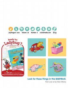 Babybug – July-August 2020