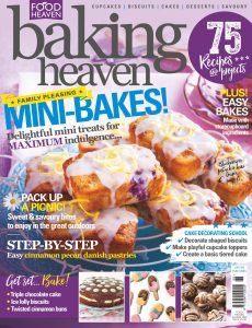 Baking Heaven – July-August 2020