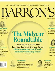 Barron's – 13 July 2020