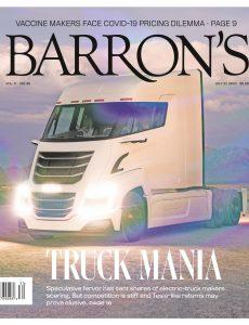 Barron's – 27 July 2020