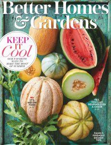 Better Homes & Gardens USA – August 2020
