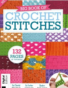 Big Book of Crochet Stitches – First Edition, 2020