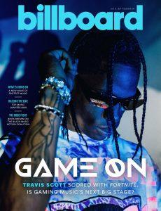 Billboard – July 25, 2020