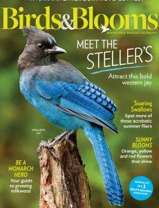 Birds & Blooms – August-September 2020