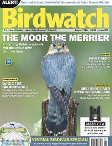 Birdwatch UK – August 2020