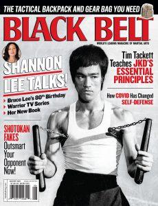 Black Belt – August-September 2020
