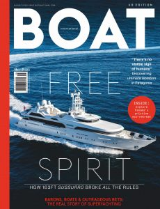 Boat International US Edition – August 2020