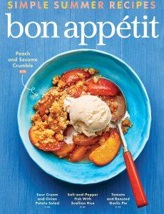 Bon Appetit – August 2020