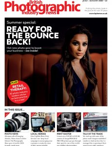 British Photographic Industry News – July-August 2020