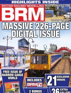 British Railway Modelling – August 2020