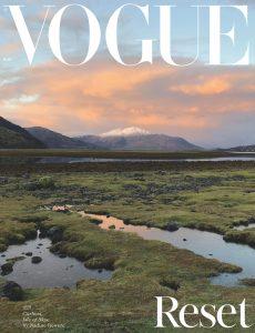 British Vogue – August 2020